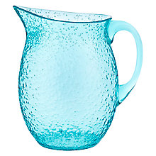 Buy John Lewis Dakara Bubble Plastic Pitcher Online at johnlewis.com