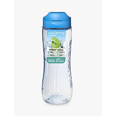 Sistema Tritan Active Drinks Bottle, 800ml, Assorted
