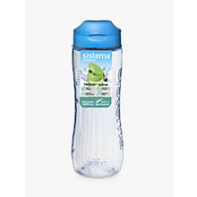 Buy Sistema Tritan Active Drinks Bottle, 800ml, Assorted Online at johnlewis.com