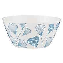 Buy MissPrint Fern Small Melamine Bowl Online at johnlewis.com