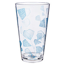 Buy MissPrint Fern Melamine Tumbler, Aqua Online at johnlewis.com