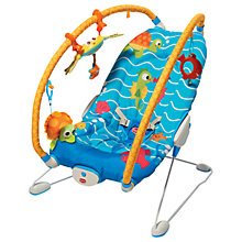 Buy Tiny Love Under The Sea Bouncer Online at johnlewis.com