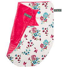 Buy Cheeky Chompers Baby Anna Floral Blanket, Cream/Multi Online at johnlewis.com