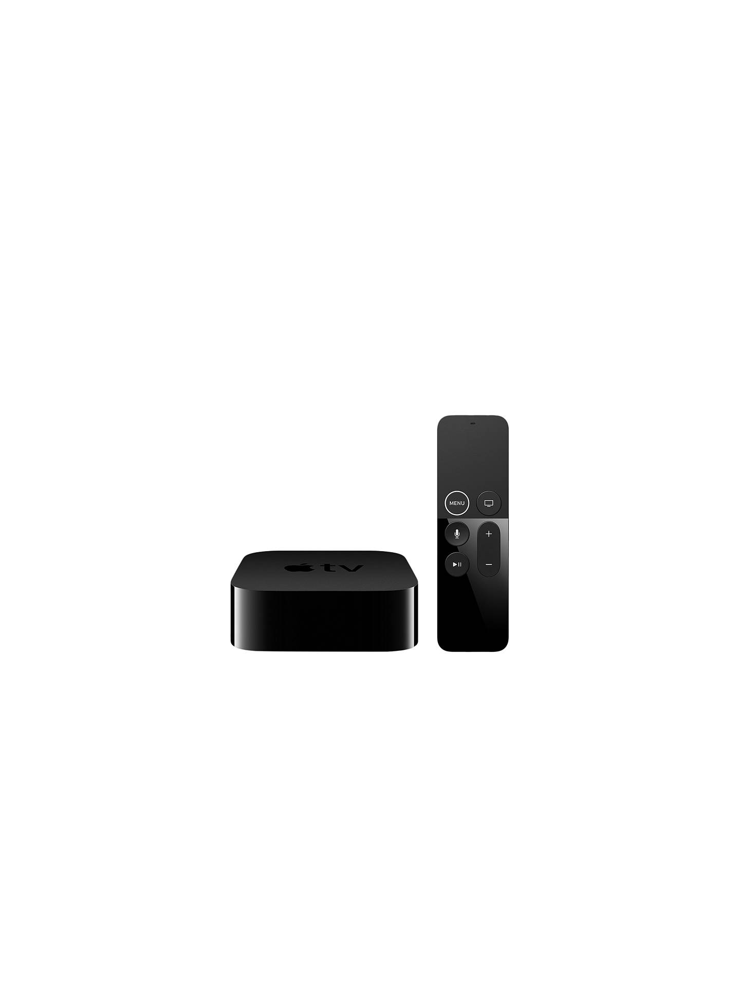 BuyApple TV 4K, 32GB Online at johnlewis.com