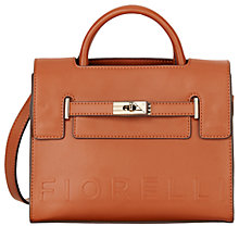 Buy Fiorelli Harlow Mini Tote Bag, Tan Online at johnlewis.com
