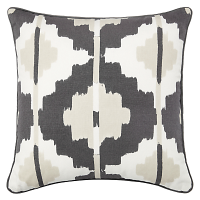 John Lewis Ikat Outdoor Cushion, H43 x W43cm