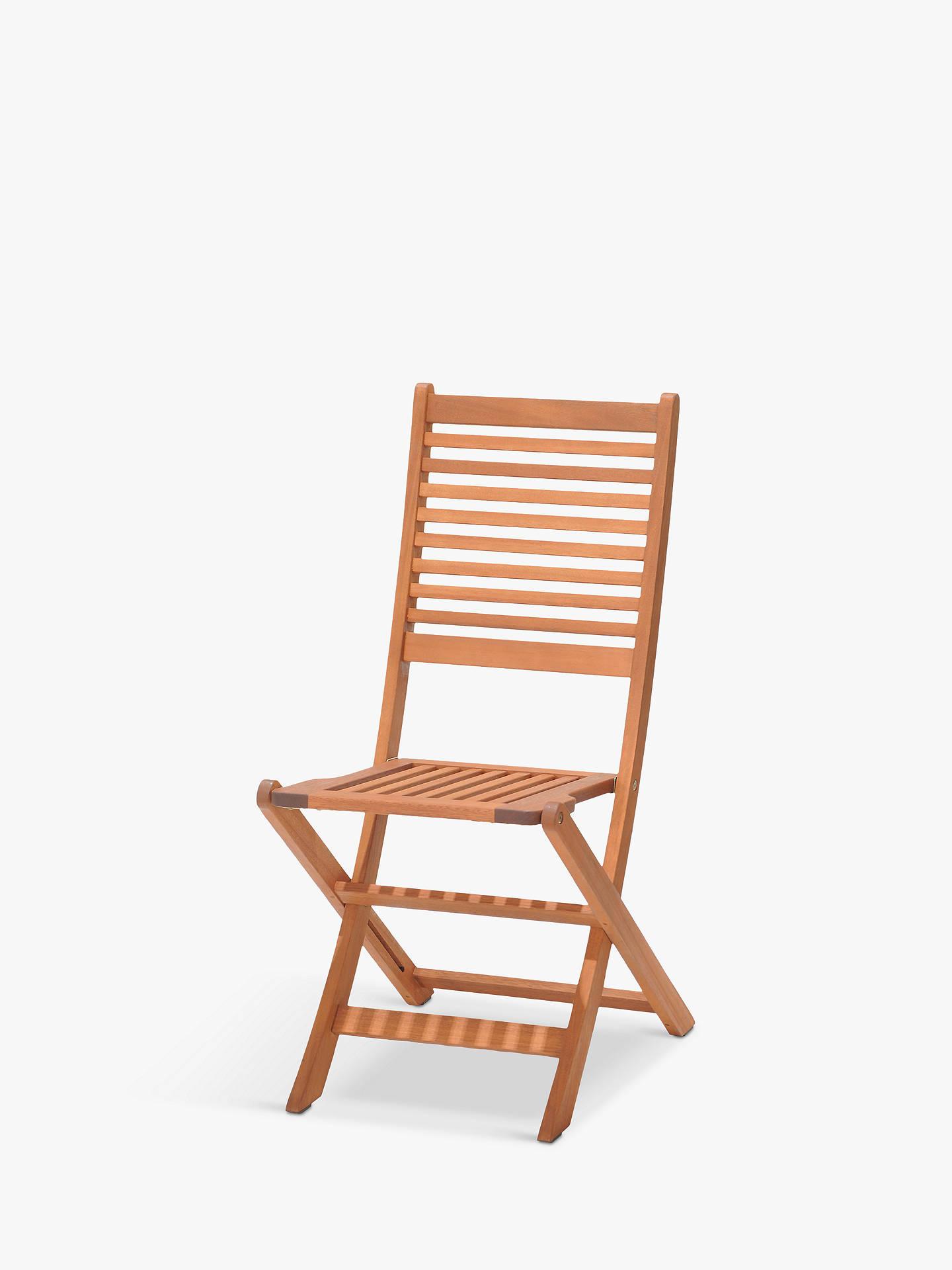 13bd40439ef ... Buy John Lewis   Partners Venice Folding Chairs