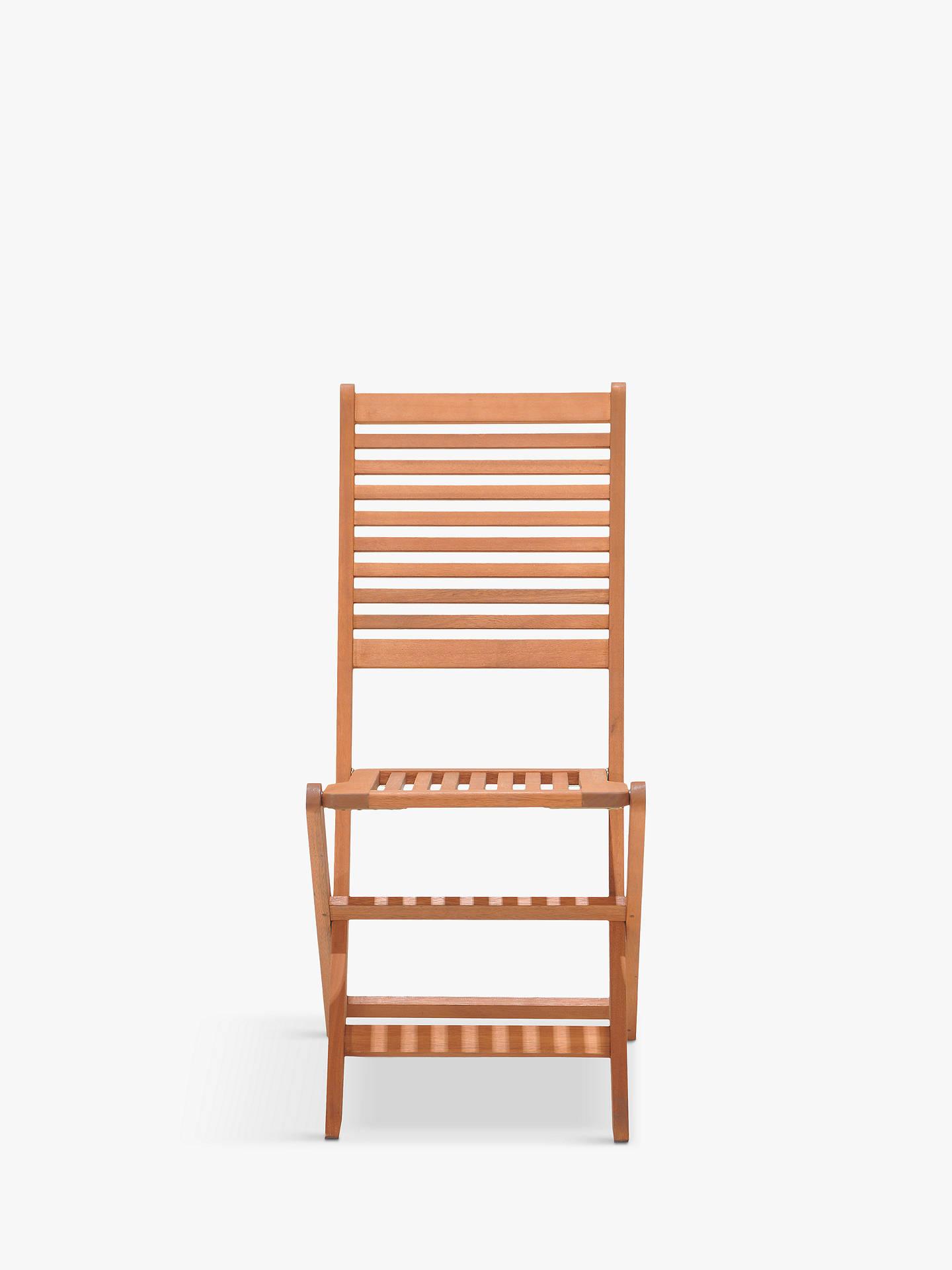 John Lewis & Partners Venice Folding Chairs, FSC-Certified ...