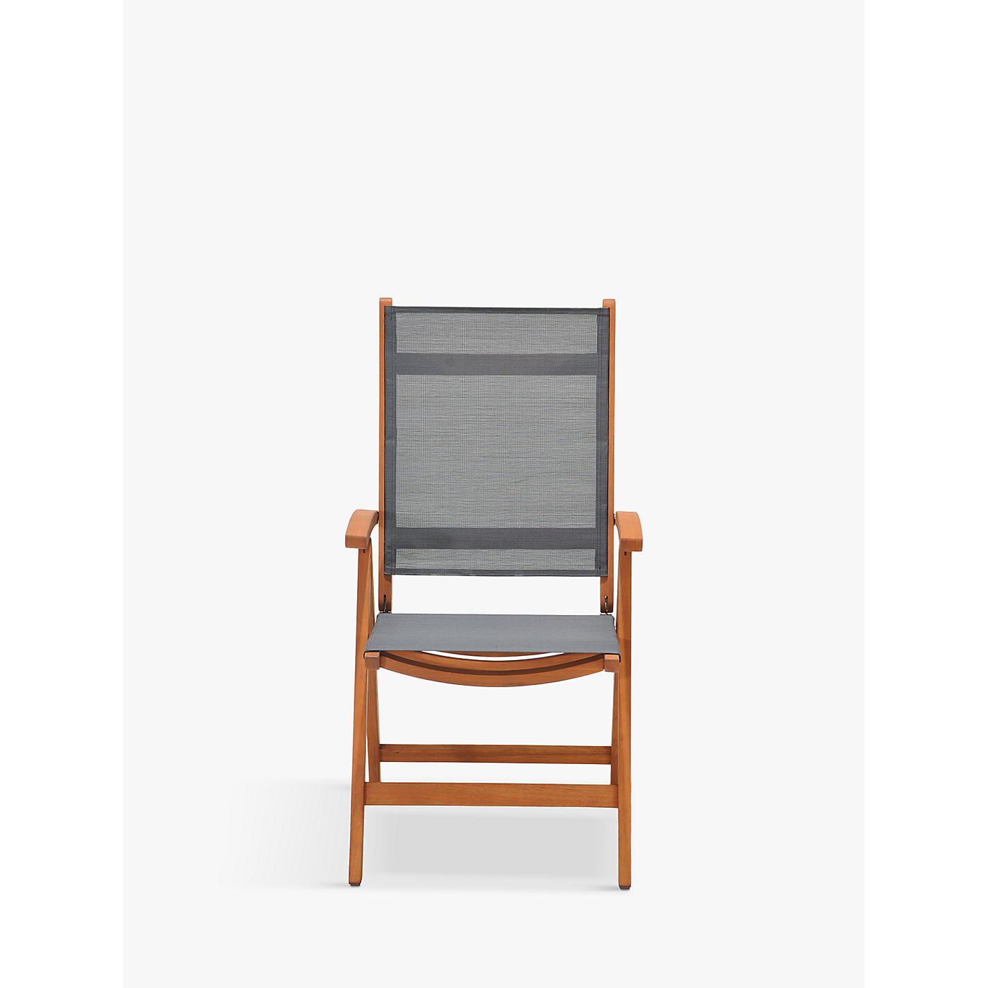 buy john lewis venice reclining armchair fsc certified