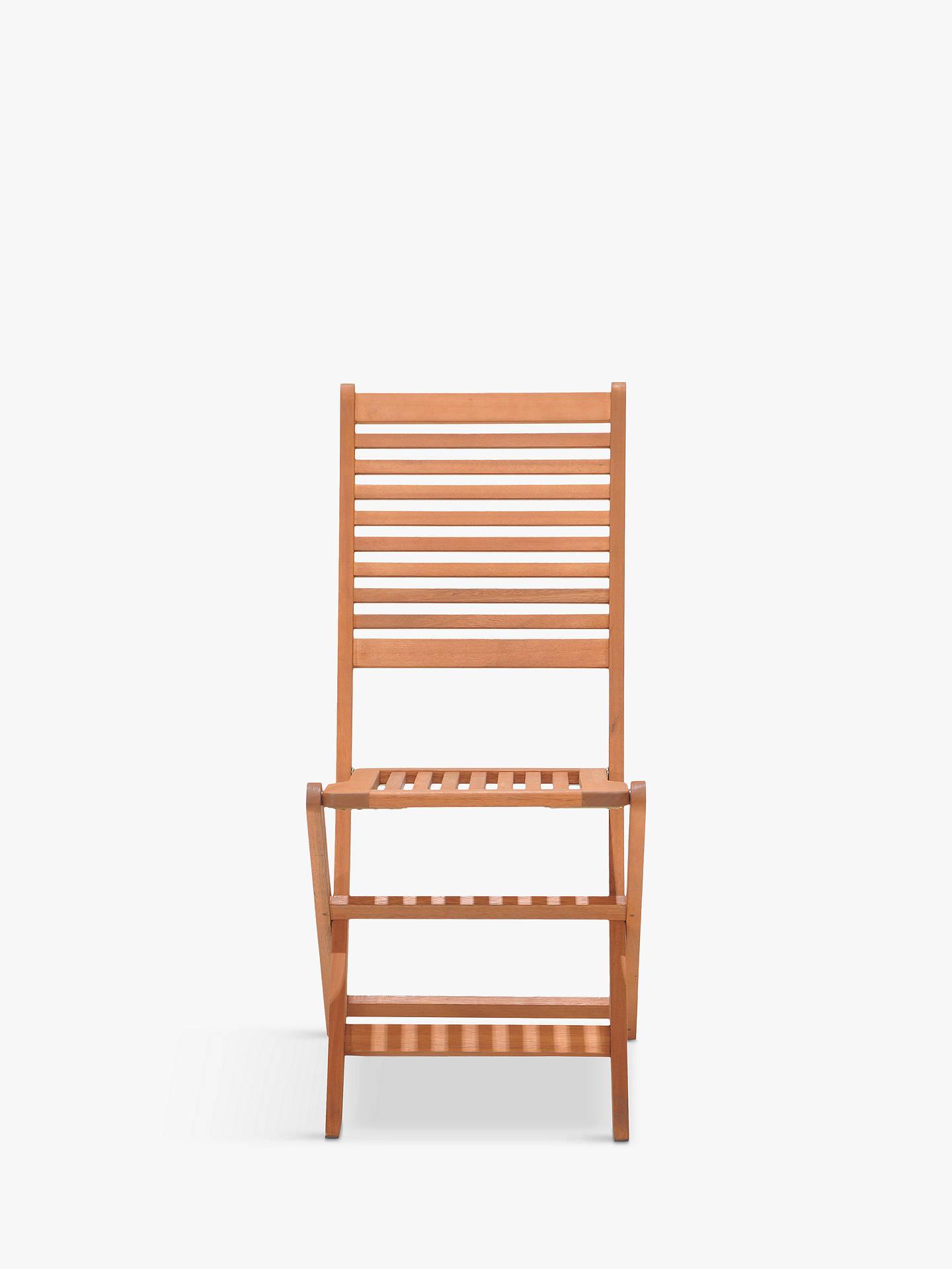 John Lewis & Partners Venice 4-Seat Folding Garden Table ...