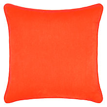 Buy John Lewis Plain Outdoor Cushion Online at johnlewis.com