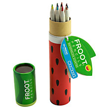 Buy Mustard Froot Watermelon Pencils, Set of 12 Online at johnlewis.com