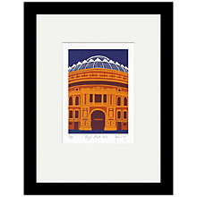 Buy Jennie Ing - Royal Albert Hall Limited Edition Framed Print, 34 x 44cm Online at johnlewis.com