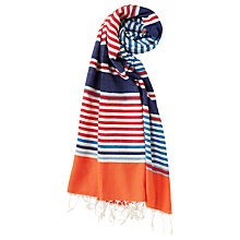 Buy Seasalt Regatta Scarf, Abacus Sky Online at johnlewis.com