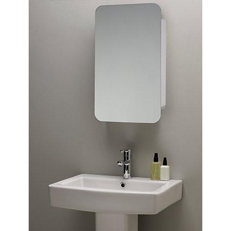 buy john lewis sliding door bathroom cabinet online at johnlewiscom