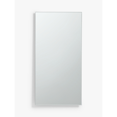 John Lewis Double Mirrored Bathroom Cabinet