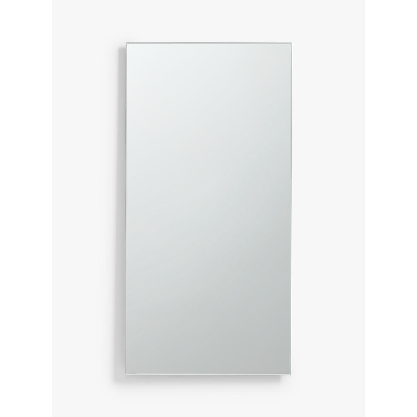 Buy John Lewis Double Mirrored Bathroom Cabinet Online At Johnlewis.com ...