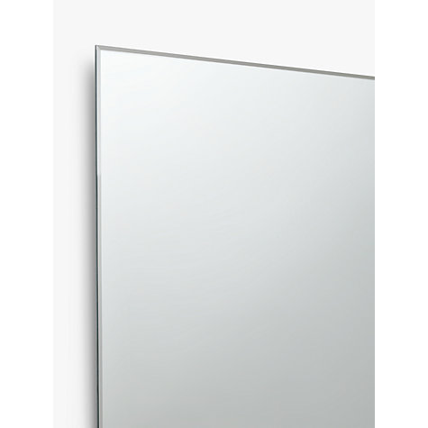 Buy John Lewis Double Mirrored Bathroom Cabinet | John Lewis