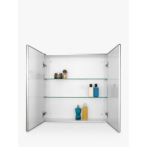 john lewis bathroom cabinet buy lewis mirrored bathroom cabinet lewis 18944