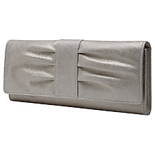 Buy Rainbow Club Carlotta Clutch Bag, Champagne Online at johnlewis.com