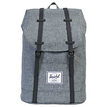 Buy Herschel Supply Co. Retreat Backpack Online at johnlewis.com