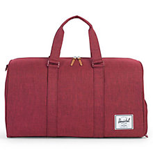 Buy Herschel Supply Co. Novel Duffle Holdall Online at johnlewis.com