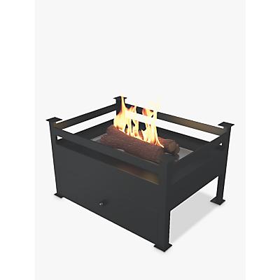 Imagin Arkle Freestanding Bioethanol Fireplace