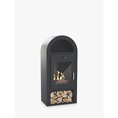 Imagin Salcombe Freestanding Bioethanol Fireplace