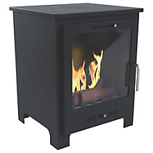 Buy Imagin Malvern Freestanding Bioethanol Fireplace Online at johnlewis.com