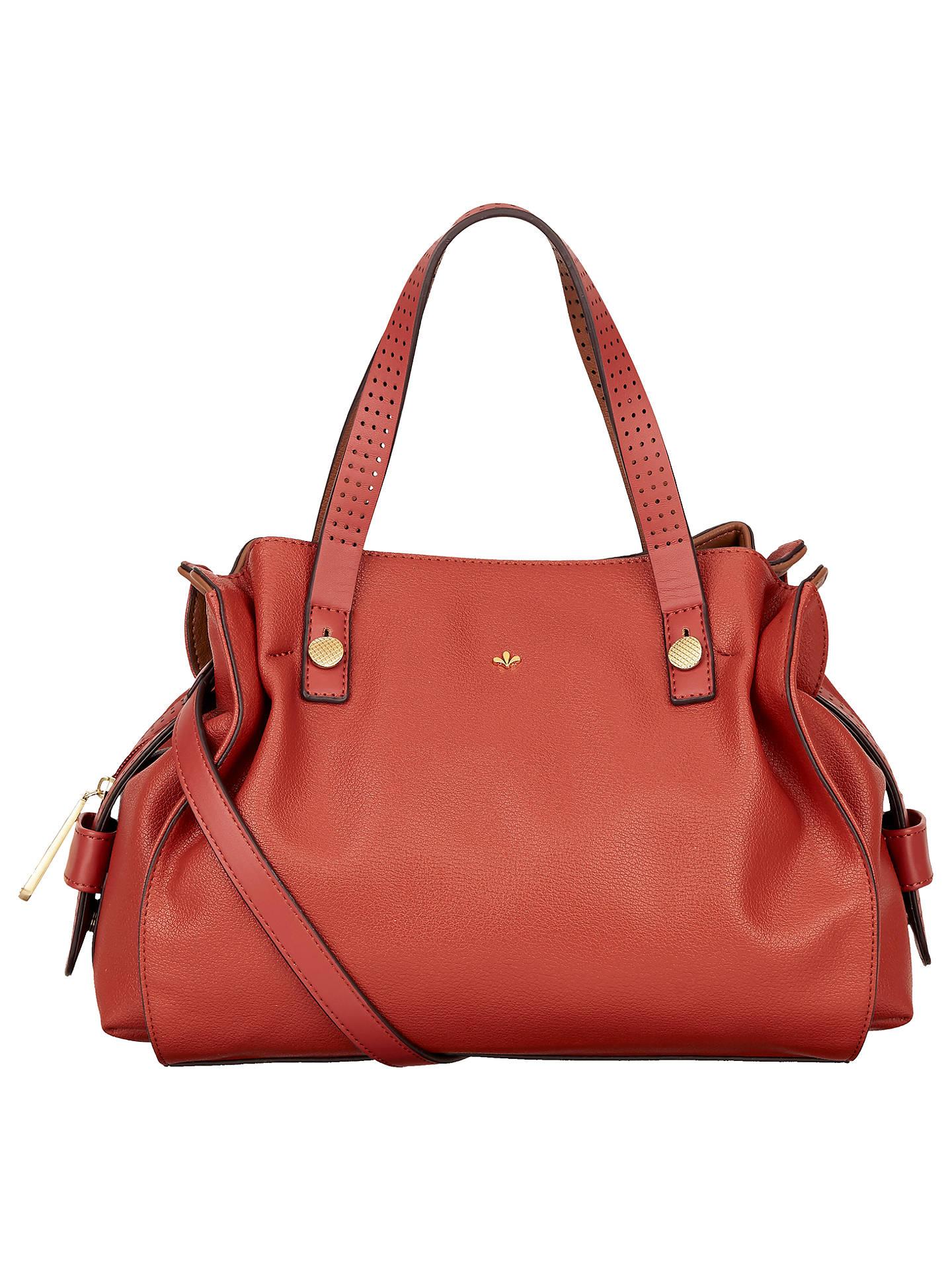 6c19725ba3f Buy Nica Ava Medium Grab Bag, Amber Online at johnlewis.com ...