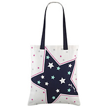 Buy Radley Night Shift Medium Canvas Tote Bag, Multi Online at johnlewis.com