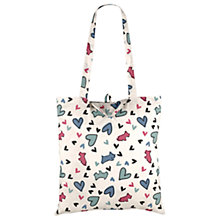 Buy Radley Love Me Love My Dog Foldaway Tote Bag Online at johnlewis.com