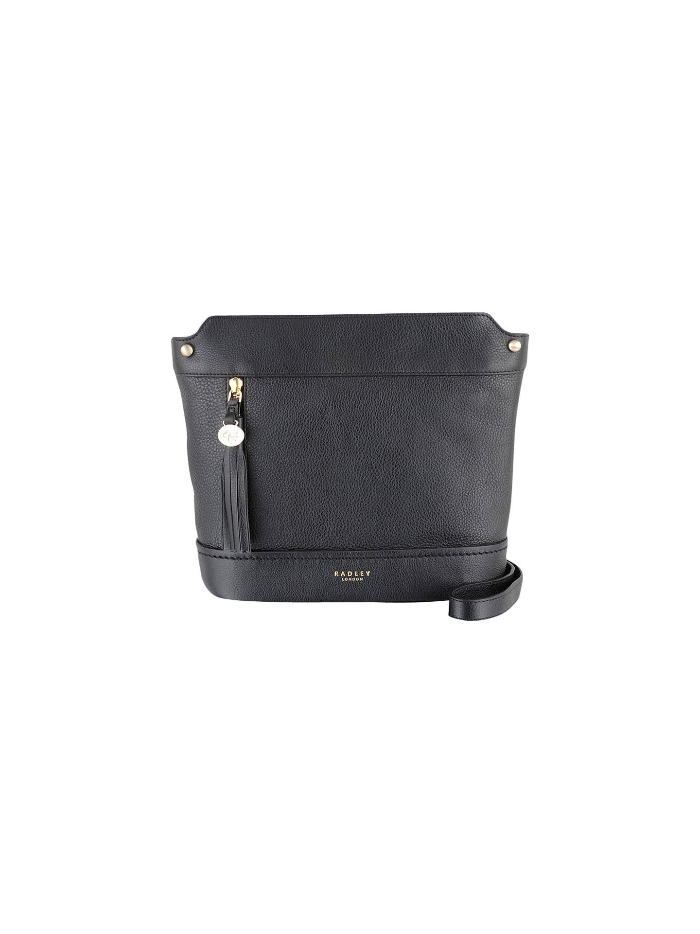 1e2f83ec45bc BuyRadley Roman Road Leather Large Across Body Bag