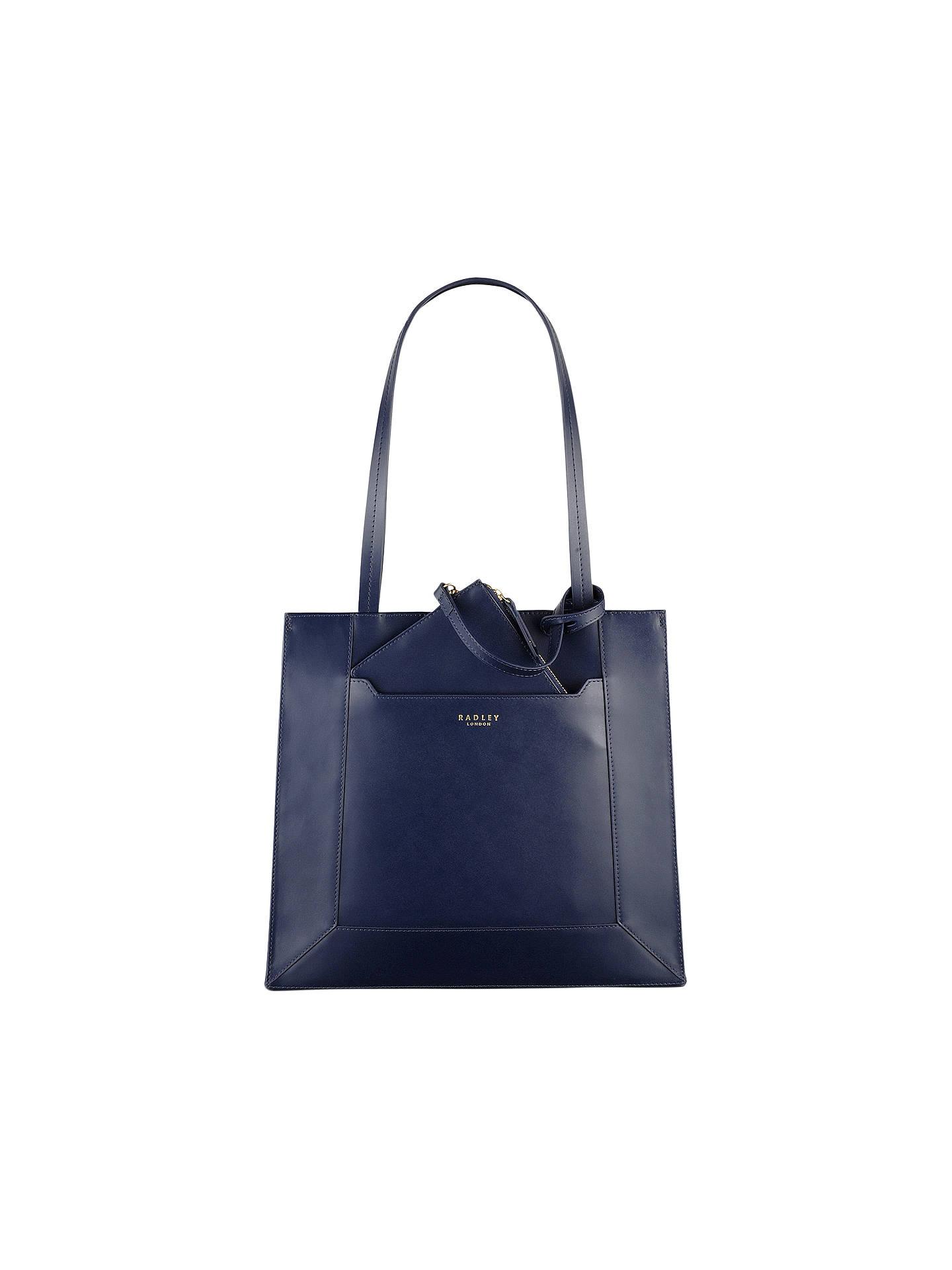 Radley Hardwick Large Leather Tote Bag at John Lewis   Partners