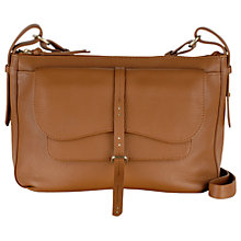 Buy Radley Grosvenor Medium Leather Across Body Bag Online at johnlewis.com