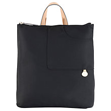Buy Radley Pocket Essentials Large Backpack, Black Online at johnlewis.com