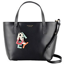 Buy Radley De Beauvoir Medium Leather Tote Bag Online at johnlewis.com