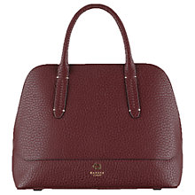 Buy Radley Kennington Leather Grab Bag Online at johnlewis.com