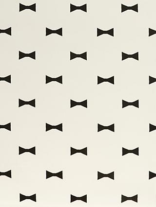 kate spade new york for GP & J Baker Whimsies Bow Ties Wallpaper