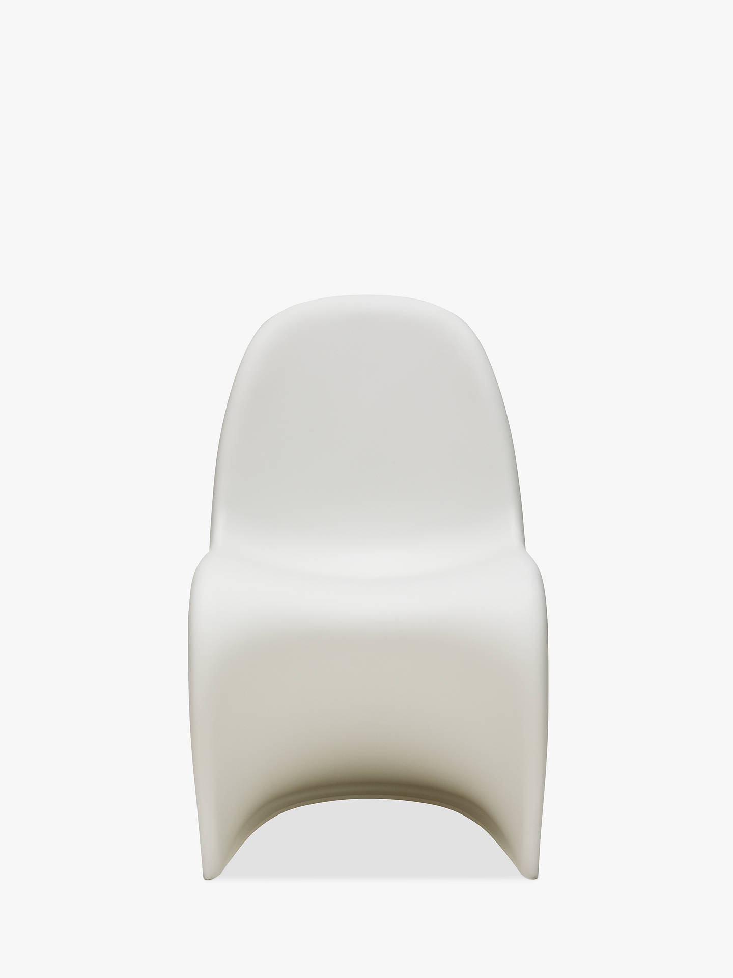 BuyVitra Panton S Chair, White Online at johnlewis.com