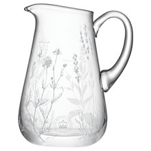 Buy Kew Royal Botanic Gardens Glass Jug Online at johnlewis.com