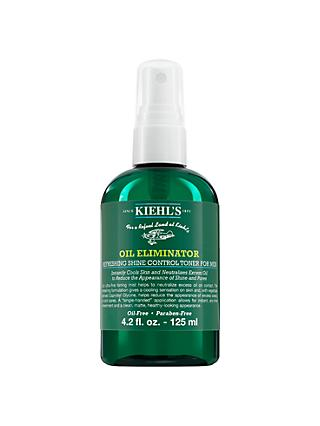 Kiehl's Oil Eliminator Refreshing Shine Control Toner For Men, 125ml