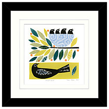 Buy Jane Orme - Unsatisfied Framed Print, 34 x 34cm Online at johnlewis.com