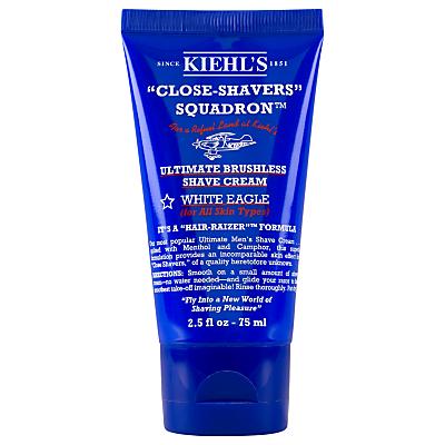 Kiehl's White Eagle Shave Cream, 75ml