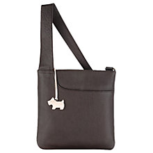 Buy Radley Pocket Bag Leather Small Across Body Bag Online at johnlewis.com