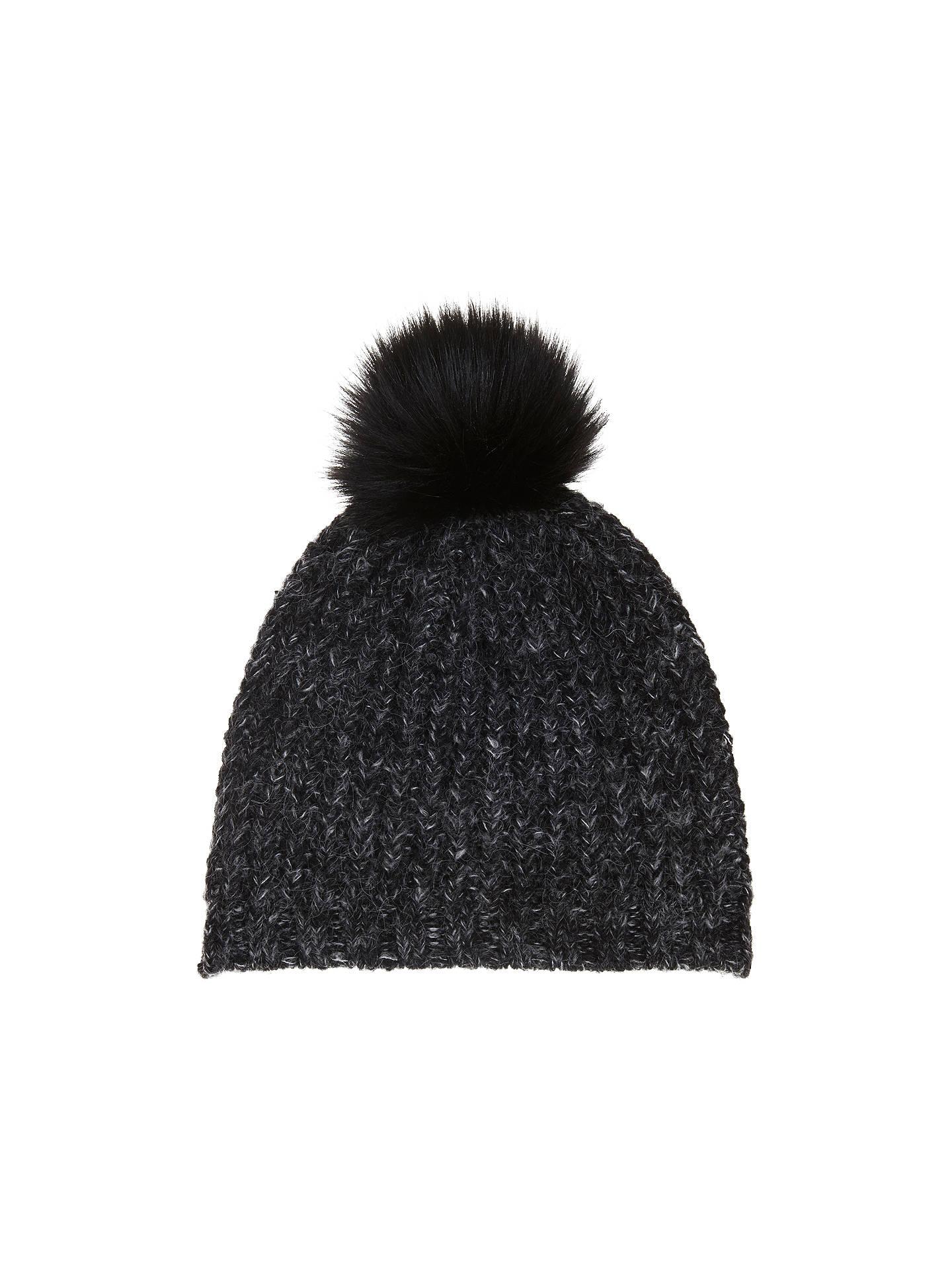 e7111ba26c9 Buy Mint Velvet Pom Pom Hat