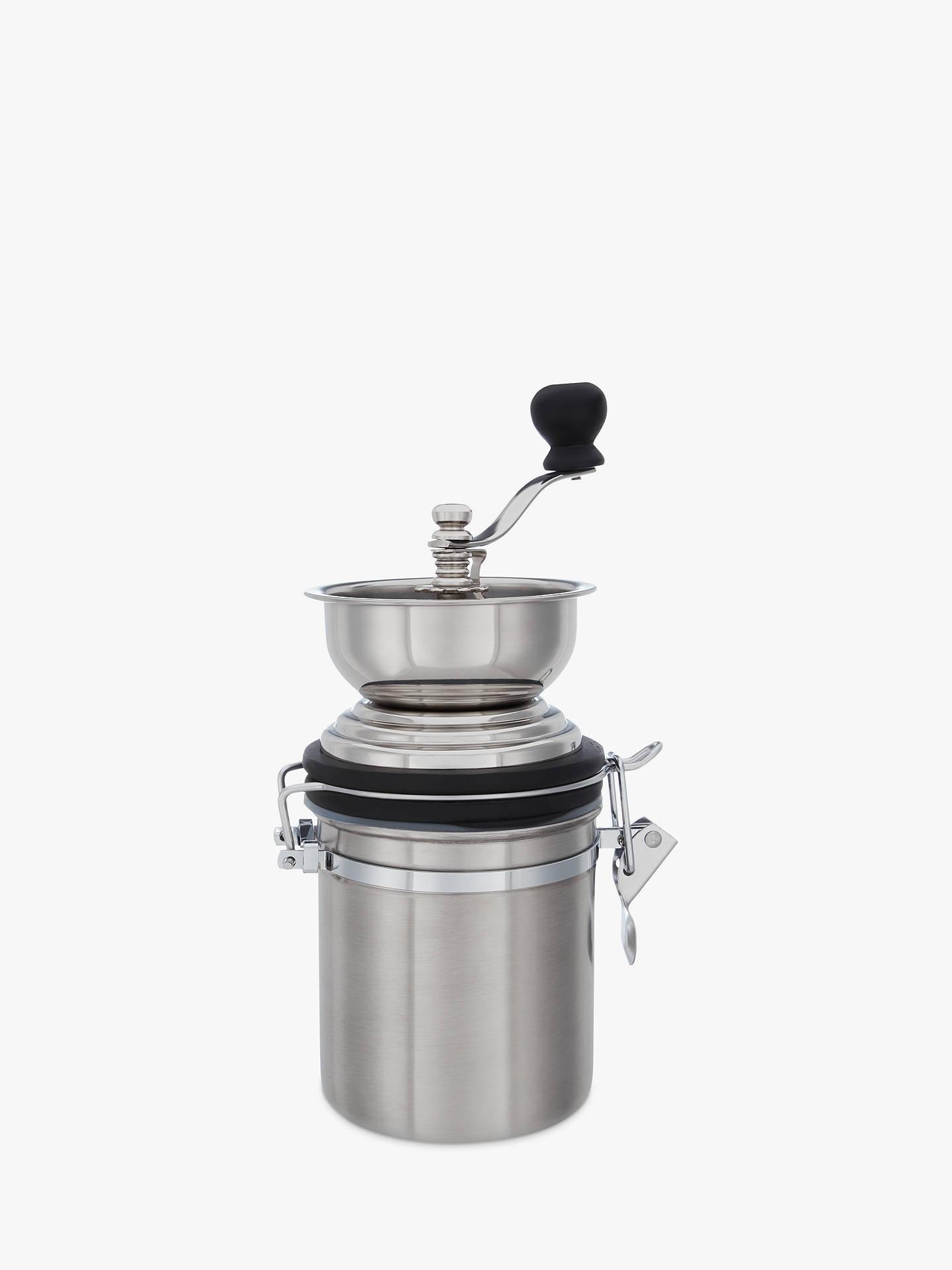 8c9b524b0 Buy LEON Stainless Steel Coffee Grinder Online at johnlewis.com ...