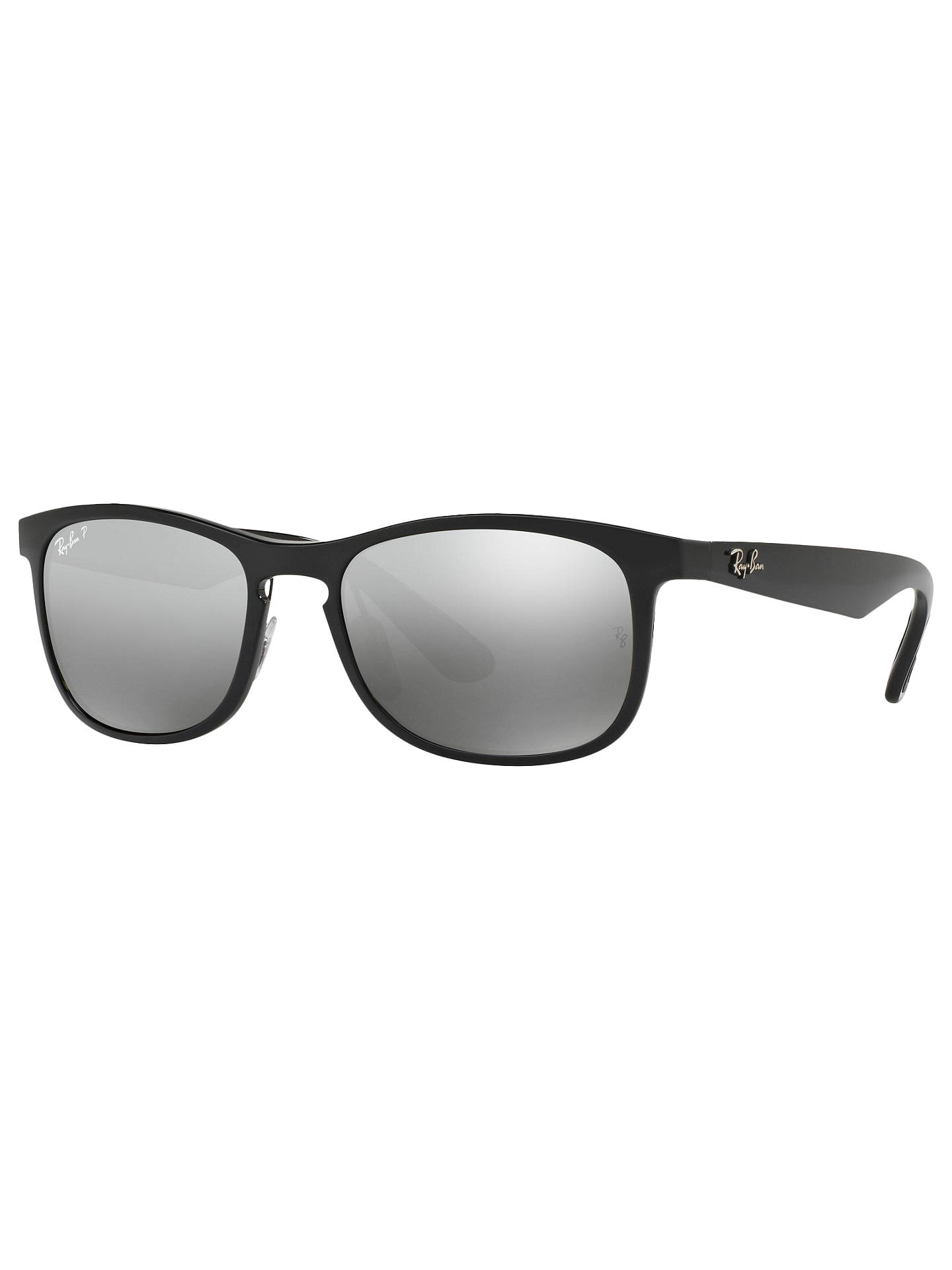 a9236bf835e08 Ray-Ban RB4263 Polarised D-Frame Sunglasses at John Lewis   Partners