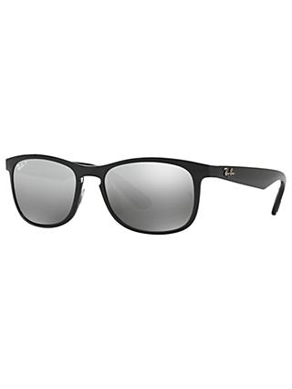 Ray-Ban RB4263 Polarised D-Frame Sunglasses