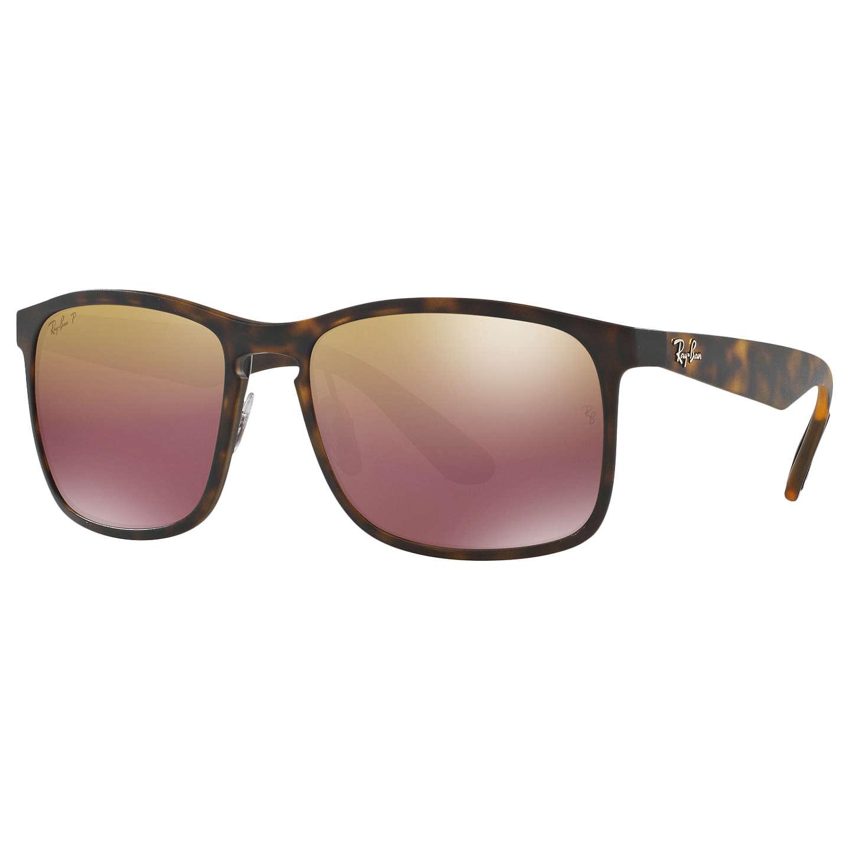 Ray-Ban RB4264 Polarised D-Frame Sunglasses at John Lewis